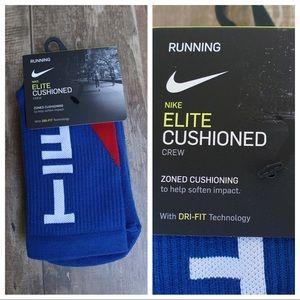 Nike Accessories - Nike Penn Relays Elite Cushioned Crew Socks 5.5-7
